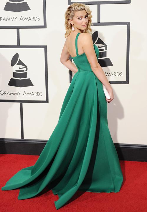 Tori Kelly at the Grammy Awards 2016