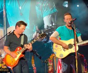 Michael-Fox-Coldplay-Johnny-B-Goode