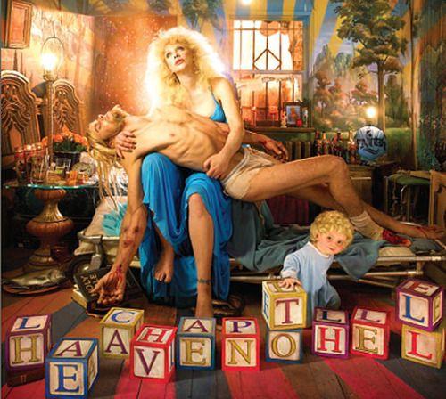 Pieta with Courtney Love (200&)