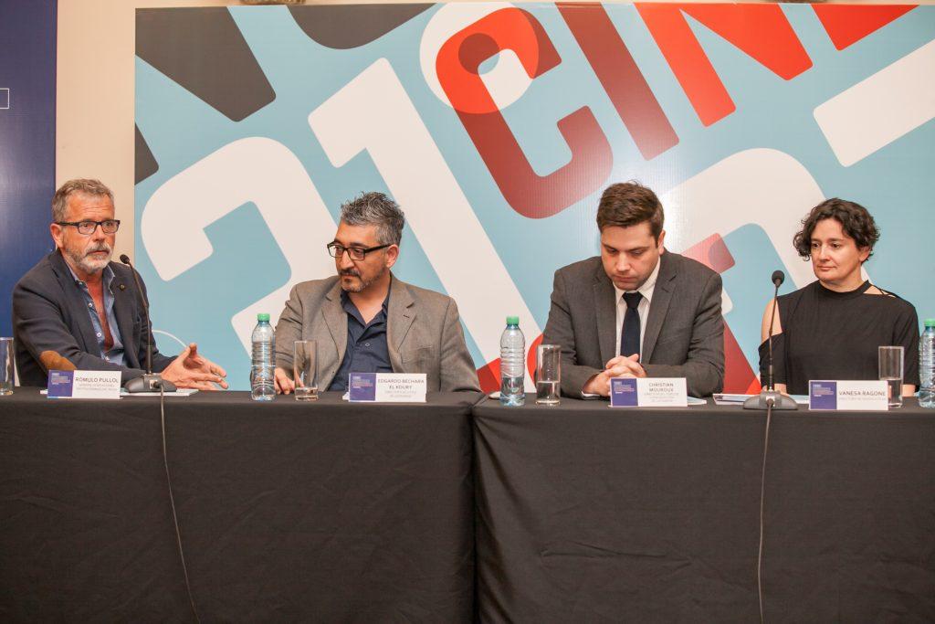 Rómulo Pullol, Ralph Hayek, Edgardo Bechara El Koury, Christian Mouroux, Gabriel Lahaye, Vanesa Ragone