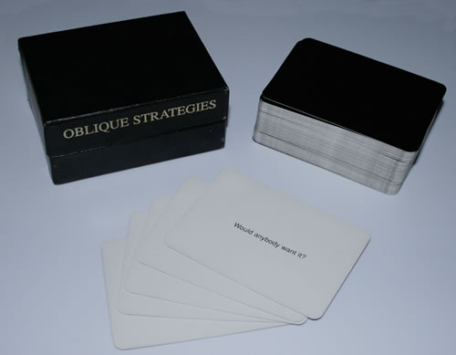 oblique-strategy
