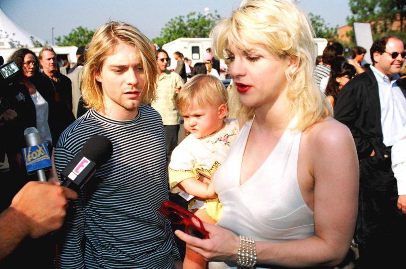 La hija de kurt cobain debuta como modelo el portal de catalina la hija de kurt cobain debuta como modelo altavistaventures Images